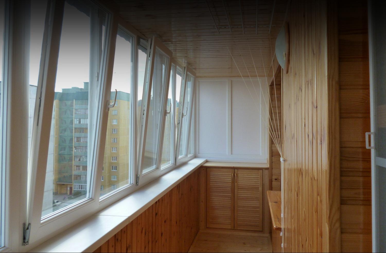 Ремонт, отделка балконов и лоджий в минске под ключ.